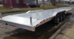 Aluminum Low Profile Wide Body